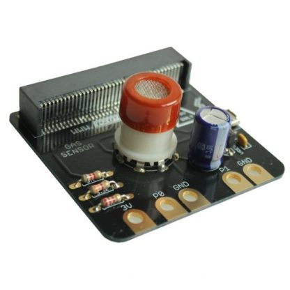 Gas:bit gas sensor for microbit with alcohol image gas detection sensing