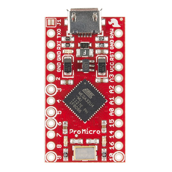 UK STOCK  SparkFun DEV-12587 Pro Micro 3.3V//8MHz