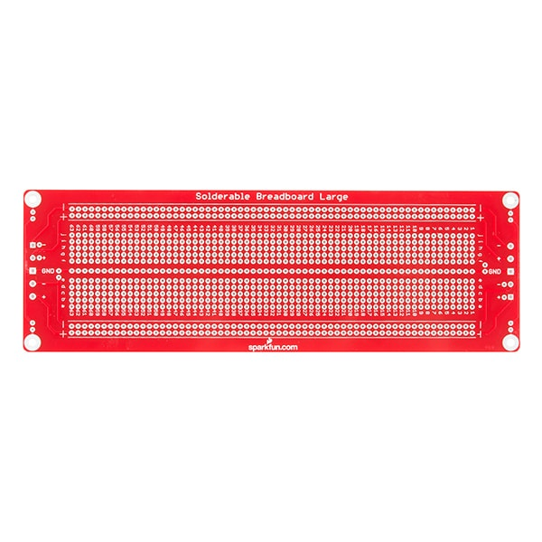 Large PRT-12699 SparkFun Solder-able Breadboard UK STOCK  SparkFun