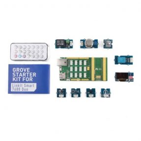 Grove Starter Kit for LinkIt 7688 Duo