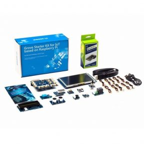 seeed studio grove starter IOT kit for Raspberry Pi