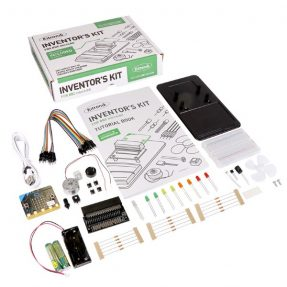 Kitronik 5618 BBC microbit  Inventor's Kit and Accessories