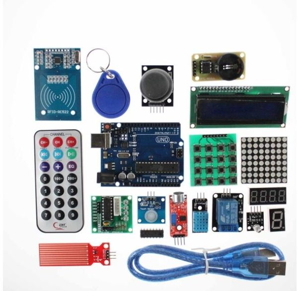 Arduino UNO compatible project starter kit STEM Gift Ideas