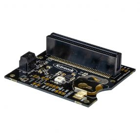Real Time Clock for the BBC microbit (RTC)