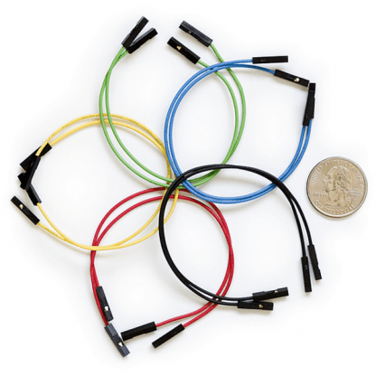 SparkFun Premium Jumper Wires for Breadboards or Headers